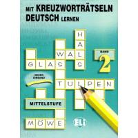 Mit Kreuzwortratseln Deutsch Lernen 2