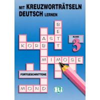 Mit Kreuzwortratseln Deutsch Lernen 3