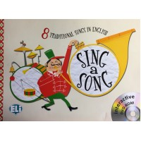Sing a Song Book + DVD-ROM