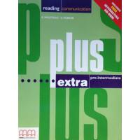 Plus Extra Pre-Int. SB + CD-ROM