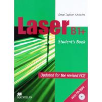 Laser New Ed. B1+ SB + CD-ROM