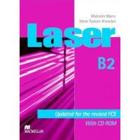 Laser New Ed. B2 SB + CD-ROM