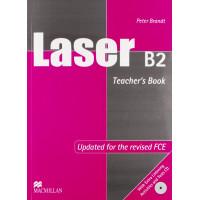 Laser New Ed. B2 TB + Test CD