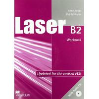 Laser New Ed. B2 WB + CD (pratybos)