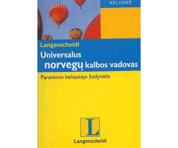 Universalus norvegų kalbos vadovas
