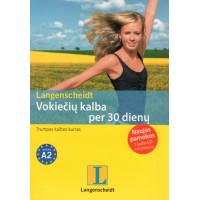 Vokiečių kalba per 30 d. + 2 CD
