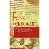 Lietuvių - lotynų, lotynų - lietuvių kalbų žodynas
