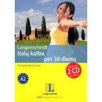 Italų kalba per 30 dienų + 2 CD