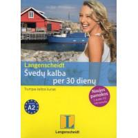 Švedų kalba per 30 d. + 2 CD