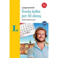 Švedų kalba per 30 d. + 3 CD