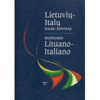 Lietuvių-italų kalbų žodynas 32 t.ž.