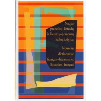 Naujas prancūzų-lietuvių, lietuvių-prancūzų k. žodynas