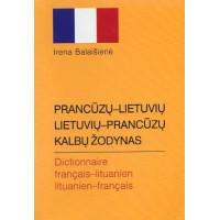 Prancūzų-lietuvių, lietuvių-prancūzų k. žodynas (nedidelis) 13+12 t.ž.