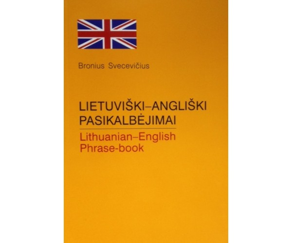 Lietuviški-angliški pasikalbėjimai