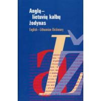 Anglų-lietuvių k. žodynas 50 t.ž.