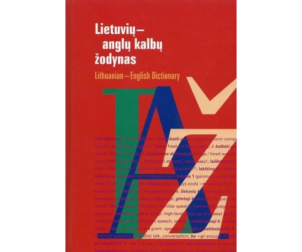 Lietuvių-anglų k. žodynas 50 t.ž.