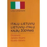 Italų-lietuvių, lietuvių-italų k. žodynas (nedidelis) 13+13 t.ž.