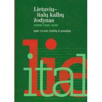Lietuvių-italų kalbų žodynas 70 t.ž.
