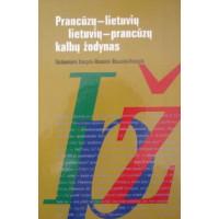 Prancūzų-lietuvių, lietuvių-prancūzų k. žodynas 24+23 t.ž.