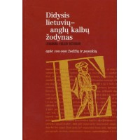 Didysis lietuvių-anglų k. žodynas 100 t.ž.