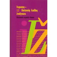 Ispanų-lietuvių k. žodynas 55 t.ž.