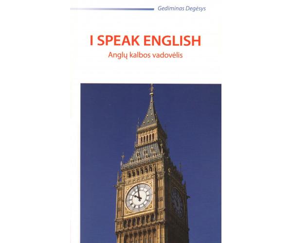 I Speak English  (anglų kalbos vadovėlis)