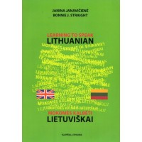 Mokomės kalbėti lietuviškai + CD (anglakalbiams)